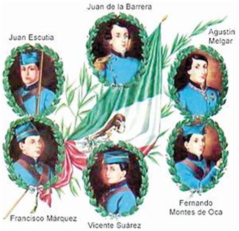 los ninos heroes   Rinden sencillo homenaje a los Niños ...