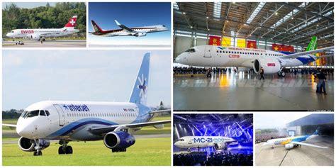Los nuevos aviones que vienen a pelearle a Airbus, Boeing ...