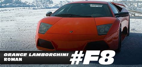 Los nuevos e imponentes coches de Fast & Furious 8