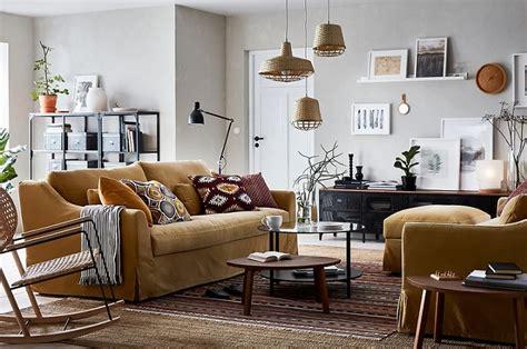 Los nuevos salones Ikea 2019 del catálogo son puro diseño