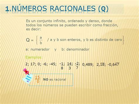 Los Números Racionales - ppt video online download