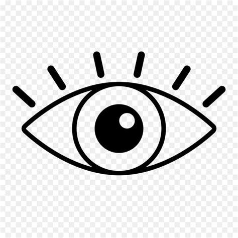 Los Ojos Color De Dibujo   Ojo png dibujo   Transparente ...