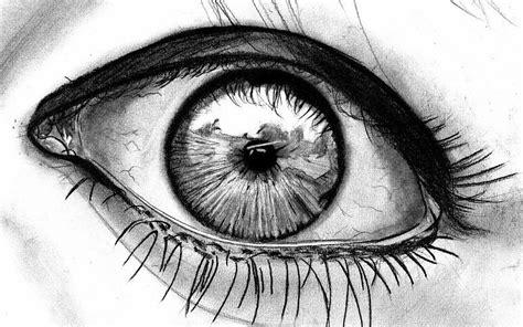 los ojos en blanco y negro fondos de pantalla gratis