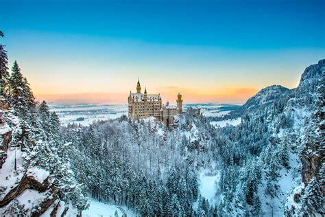 Los paisajes invernales más bonitos del mundo — Rock The ...