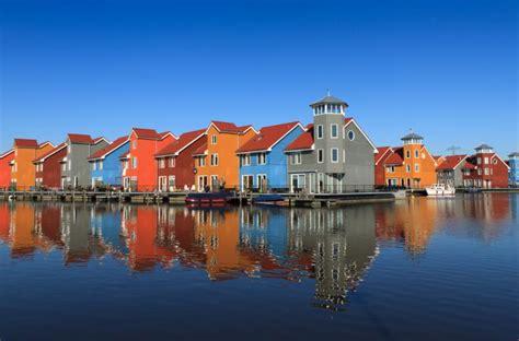 Los Países Bajos y sus puertos   VIX