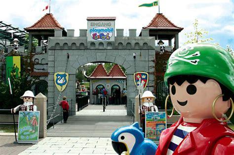 Los parques temáticos de Playmobil, FunPark - Pequeocio