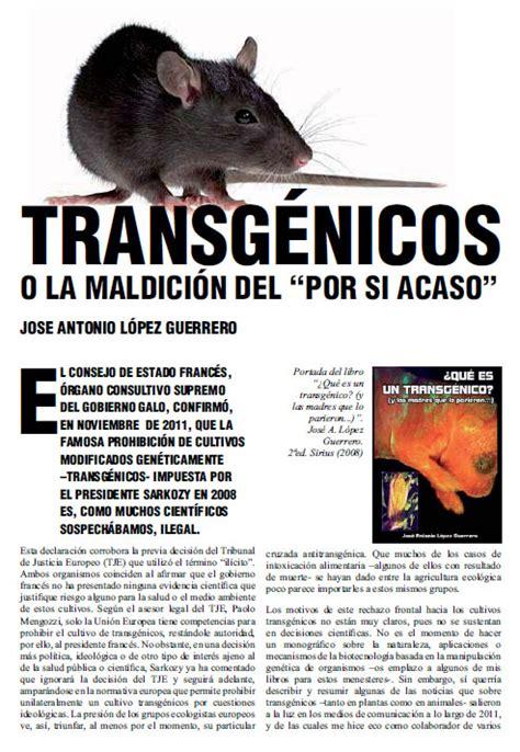 Los peligros infundados de los transgénicos ‹ Fundacion Antama