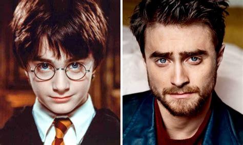 Los Personajes de Harry Potter 14 años después ¡Menudo ...