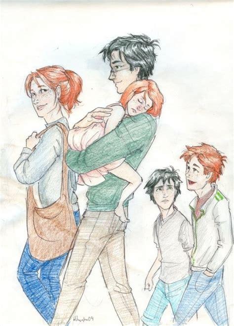 Los Personajes de Harry Potter después de Hogwarts - Taringa!