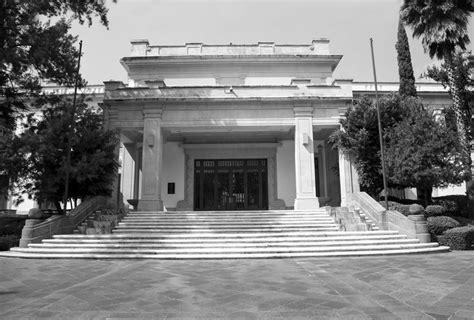 Los Pinos: la casa de los presidentes que ahora será museo