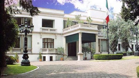 Los Pinos Official Presidential Residence · Attractions · CDMX