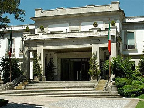 Los Pinos, Residencia Oficial - Mexico Real