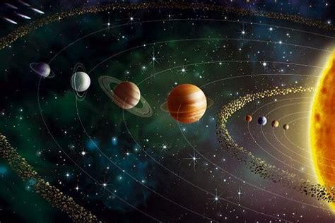 Los planetas del Sistema Solar   Características fotos y ...