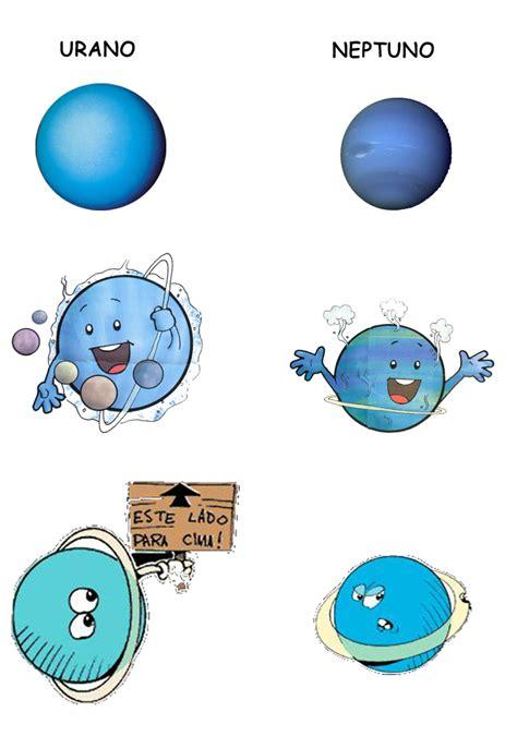 Los planetas del Sistema Solar. Dibujos diferentes para ...