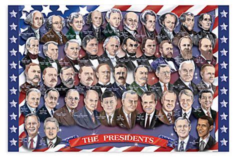 Los presidentes de EE.UU. en datos | La pupila insomne