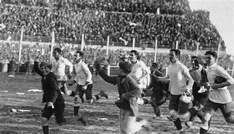 Los primeros campeones del mundo de fútbol   Fútbol ...