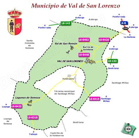 Los Pueblos del Municipio  Ayuntamiento de Val de San Lorenzo