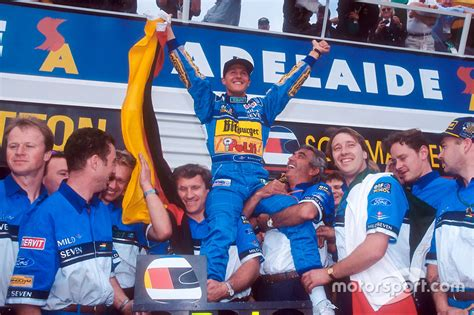 Los récords y estadísticas de Michael Schumacher en ...