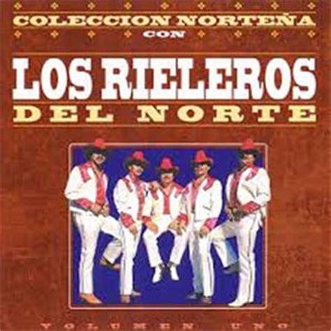 Los Rieleros Del Norte - Coleccion Norteña (Álbum ...