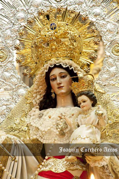 Los rincones de mi Sevilla.: La Virgen de las Nieves en ...