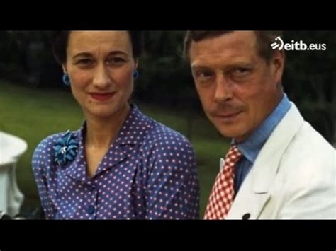 Los secretos de alcoba de Wallis Simpson y Eduardo VIII ...