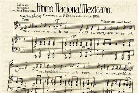 Los secretos del Himno Nacional de México | Hoteles City ...