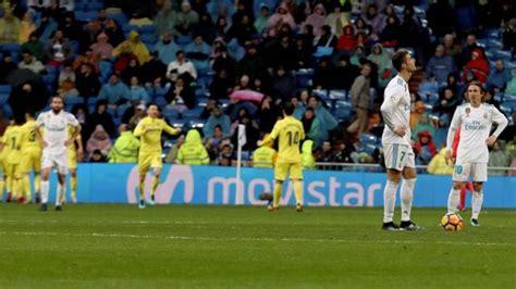 Los segundos tiempos siguen «matando» al Madrid