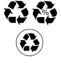 Los símbolos del reciclaje y su significado   Blog ...