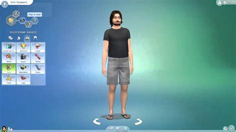 Los Sims 4 | Creador de personajes | Byto | 720p   YouTube
