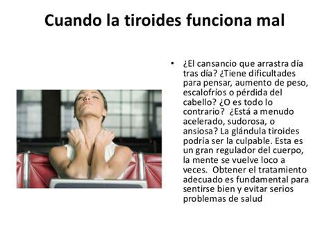 Los síntomas de la tiroides y soluciones