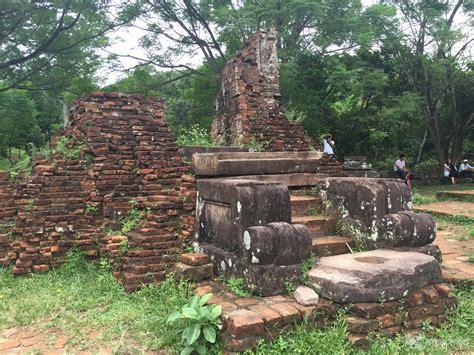 Los templos de My Son   Vietnam , las ruinas del antiguo ...