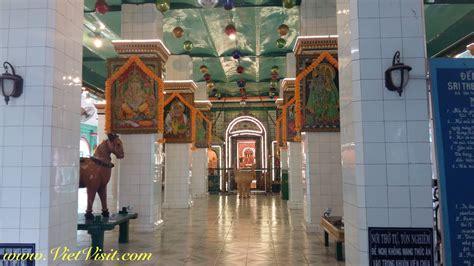 Los Templos de Saigón  Ho Chi Minh City    Fotos