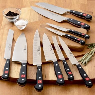 Los tipos de cuchillos Para la cocina | carlosd93