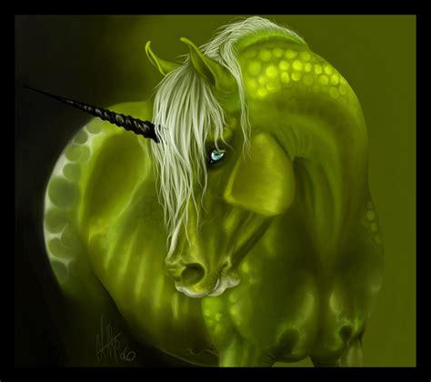 Los Unicornios   El Bestiario del Hypogripho Dorado