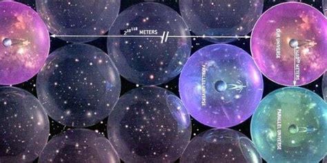 Los universos paralelos existen y se influyen unos a otros ...