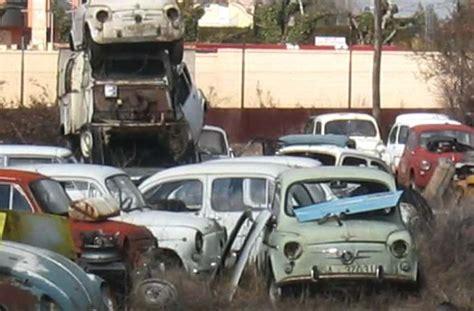 Los vehículos de desguace sí pueden recuperarse