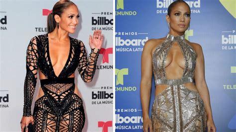 Los vestidos de Jennifer López de los que todo el mundo habla