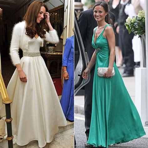 Los vestidos de las invitadas en la fiesta de la Boda Real ...