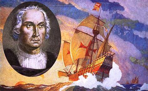 Los viajes de Colón  resumen    Cristobal Colón