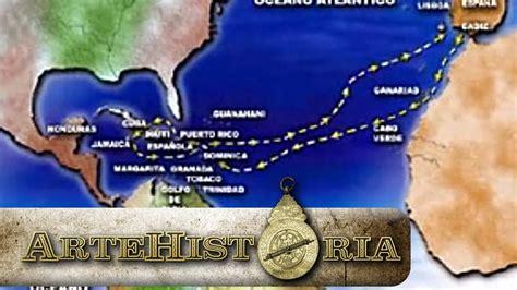 Los viajes de Colón - YouTube
