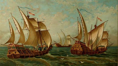 Los Viajes de Cristóbal Colón, documental - YouTube