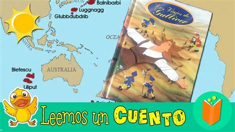 Los viajes de GULLIVER * CUENTOS infantiles en español ...