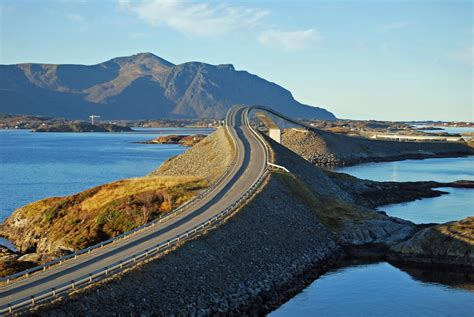 Los viajes por carretera más espectaculares del mundo  FOTOS