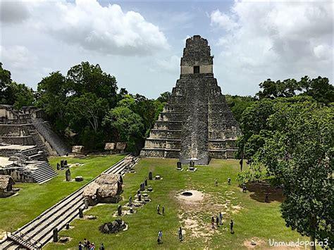 Los yacimientos Maya mas importantes de Guatemala - Un ...