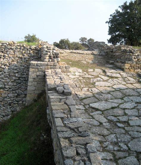 Lost City of Troy   AncientWorldWonders