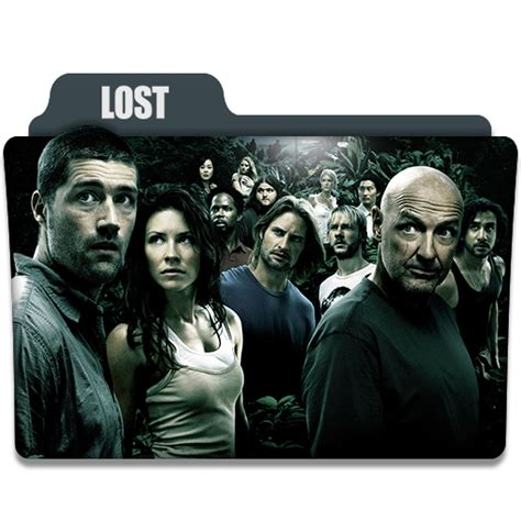 Lost : TV Series Folder Icon v1 by DYIDDO on DeviantArt