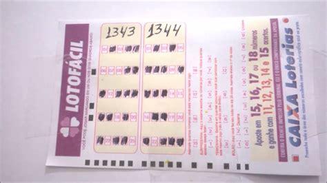 Loterias Caixa: Dicas Lotofácil - YouTube