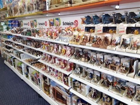 Lots of Schleich in store and we carry the complete line ...