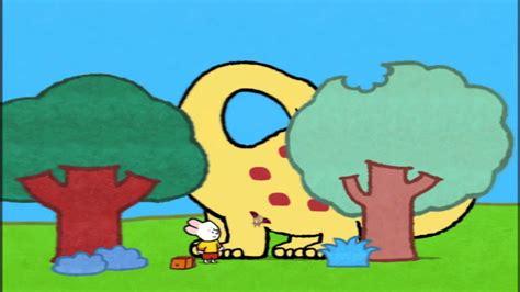 Louie dibujame un dinosaurio - Dibujos Animados Para Niños ...