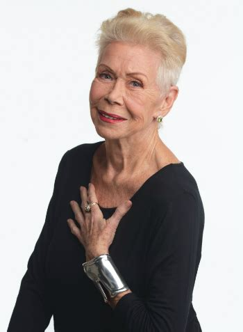 Louise Hay on learning to love yourself: 'That's the most ...
